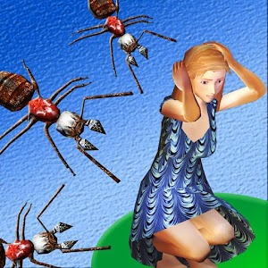 Thumbelina. Ant Smasher. for PC and MAC