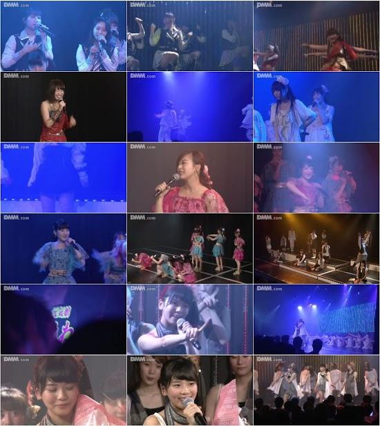 (LIVE)(公演) NMB48 チームBII「逆上がり」公演 安田桃寧 生誕祭 160608