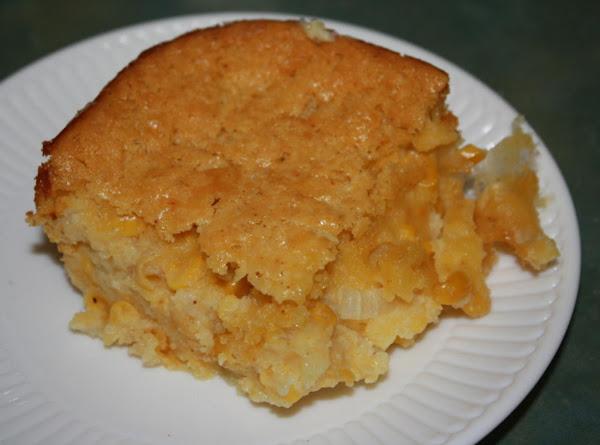 Cheddar Cheese Corn Bread Recipe