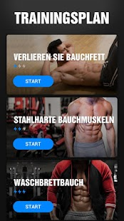 Sixpack in 30 Tagen - Bauchmuskel-Workout Screenshot