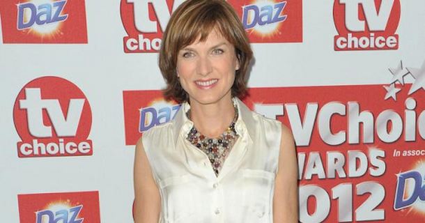 Fiona Bruce is glad Crimewatch got the axe