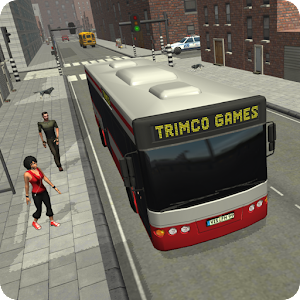 SAN ANDREAS Bus Mission 3D for PC and MAC
