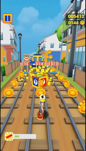Super Subway Surf: Rush Hours 2018 1.03 screenshots 10