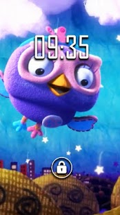Owl Adventures Live Wallpaper - náhled