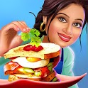 Cooking Cafe - Patiala Babes : Restaurant Game icon