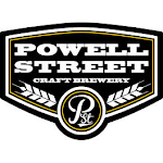Logo for Powell Street Brewery