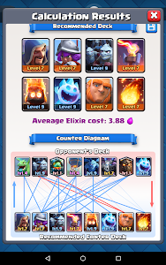 Counter Deck Calculator for CR screenshot 17