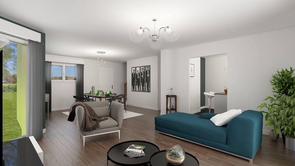 Vente maison 4 pièces 88.71 m² à Fromelles (59249), 249 000 €