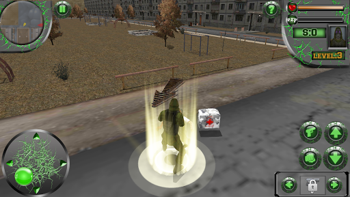 Survive in Zombie City