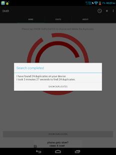 Duplicate Media Remover - screenshot thumbnail