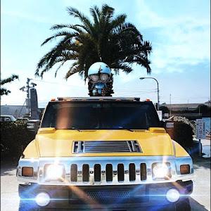 H2  07,HUMMER,LUXPXG三井D車のカスタム事例画像 ヨシクマ🇺🇸🍍さんの2019年03月21日09:57の投稿
