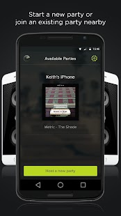 AmpMe - Social Music Party Screenshot 2