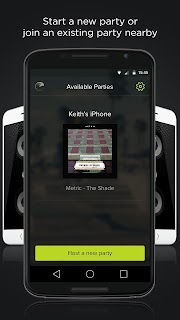 AmpMe - Social Music Party screenshot 01