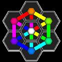Hexonnect - Hexagon Puzzle icon