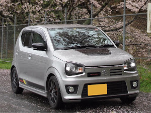アルトワークス HA36S 5MT 2WDのカスタム事例画像 めるちゃんさんの2020年04月01日23:55の投稿