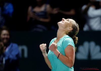 Svetlana Kuznetsova staat in de kwartfinale in Qatar