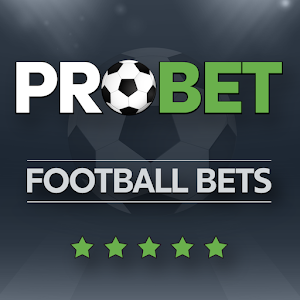PROBET Football (soccer) betting tips 1.8 by MOBCAST LIMITED logo
