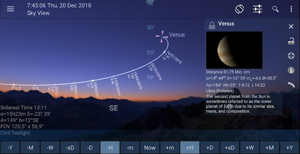 Mobile Observatory 3 Pro – Astronomy [Paid] v3.3.3c 5