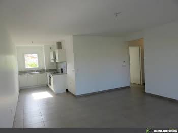 Appartement 3 pièces 70,91 m2