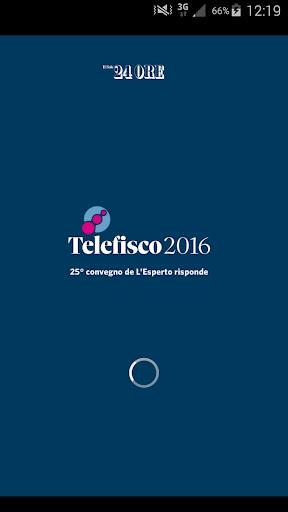 Telefisco2016 del Sole 24 Ore