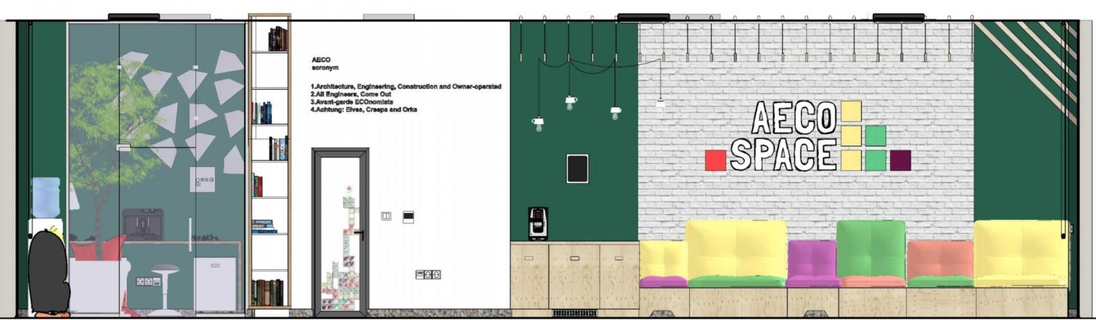 3DEA Firması ile Yenilikçi İç Mekan Tasarımları 10