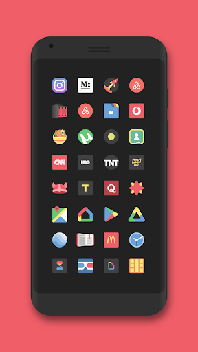 Minimo - Icon Pack  screenshots 6