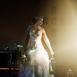 by Albert de Weerd - Wedding Bride