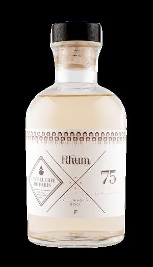 Rhum mélasse rhum jus de canne Distillerie de Paris alcool Paris