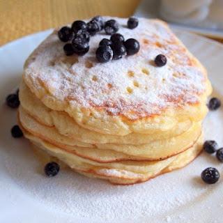 Pancakes With Yogurt