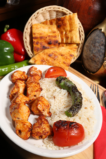 41. Chicken Shish