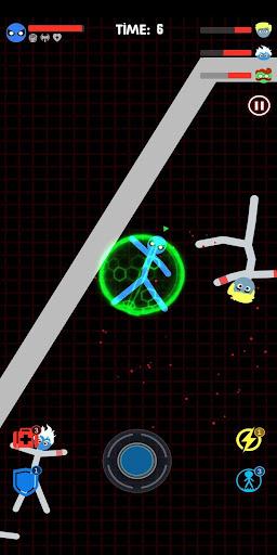 Télécharger Stickman Epic War: Fight or Die mod apk screenshots 3