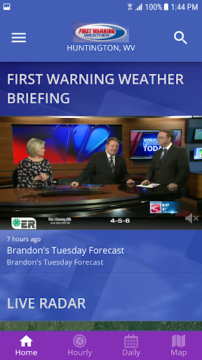 WSAZ Weather  screenshots 2