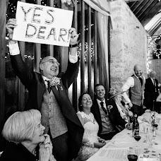 Wedding photographer Aaron Storry (aaron). Photo of 04.12.2018
