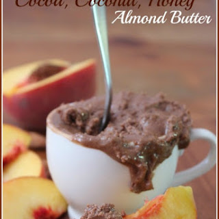 Cocoa, Honey, Almond Nut Butter
