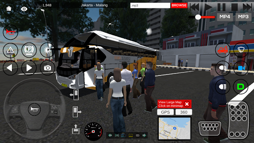 IDBS Bus Simulator 6.1 screenshots 2