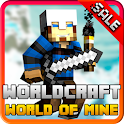 Worldcraft мир: майнкрафта icon