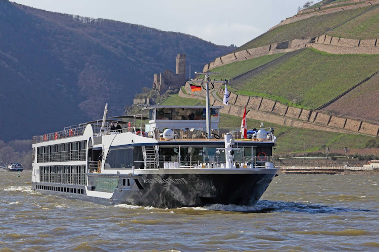 The 128-passenger Avalon Tranquility II features itineraries from Germany to Switzerland to the Netherlands.