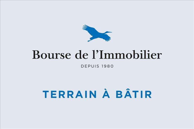 Vente terrain  846 m² à Saint-Hippolyte (37600), 16 000 €