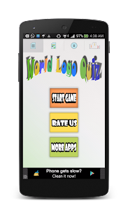 World Logo Quiz- screenshot thumbnail