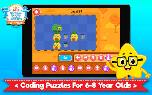 Coding Games For Kids - Learn To Code With Play 2.3.1 screenshots 9