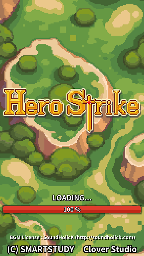 Hero Strike- screenshot
