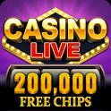 Casino Live - Bingo,Slots,Keno icon