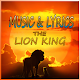 Ost The lion king Music & Lyrics Apk