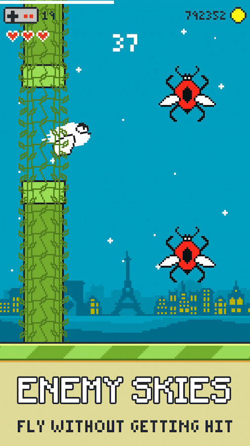 Angry Fly- screenshot