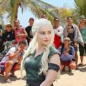 Selfie With Daenerys Targaryen - Emilia Clarke icon