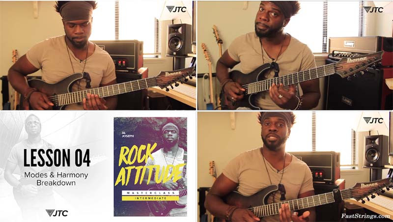 Al Joseph - Rock Attitude: Complete Box Set