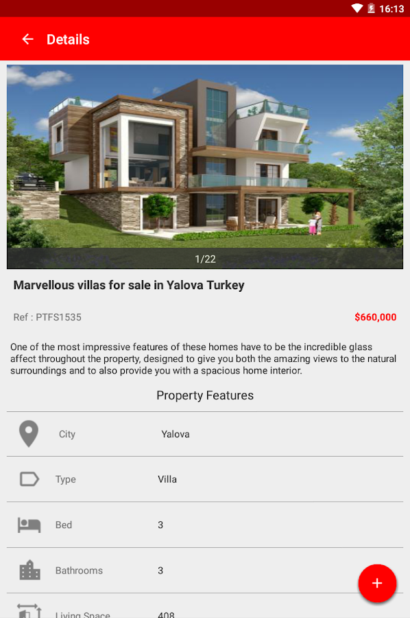 Property Turkey - Real Estate- screenshot
