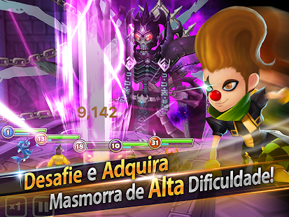 Summoners' War: Sky Arena Screenshot