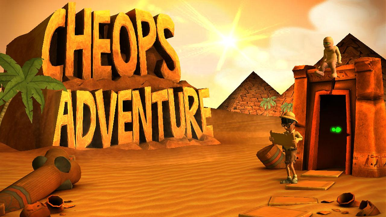 Cheops Adventure- screenshot