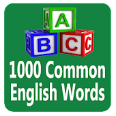 common English vocabularies